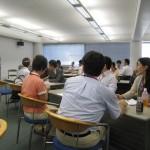 東京での研修