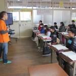 薬物乱用防止教室in長与南小part2